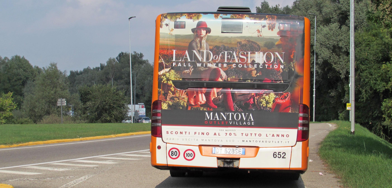 Mantova Outlet Village - Medianet - concessionaria di pubblicità